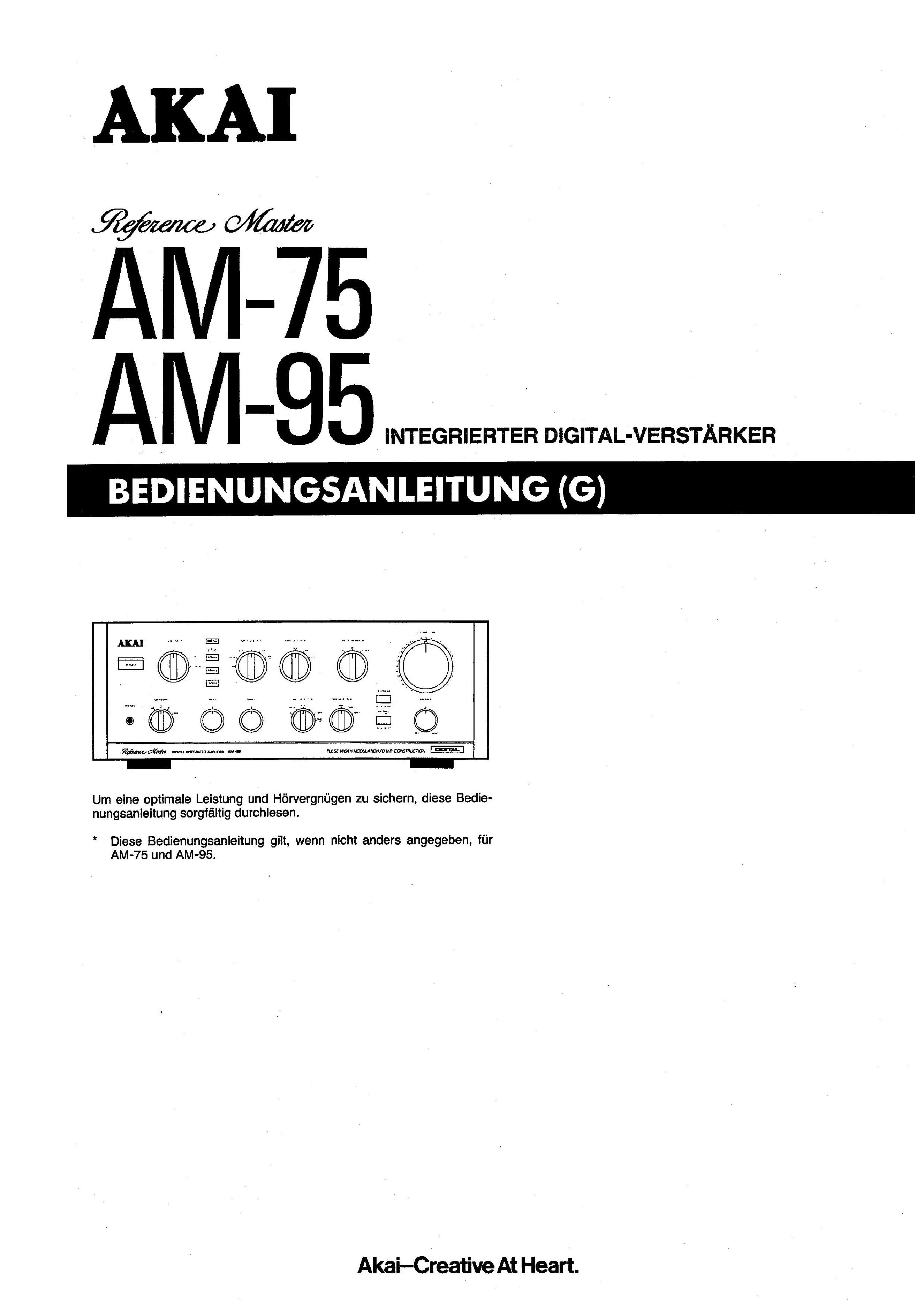 akai u40 manual