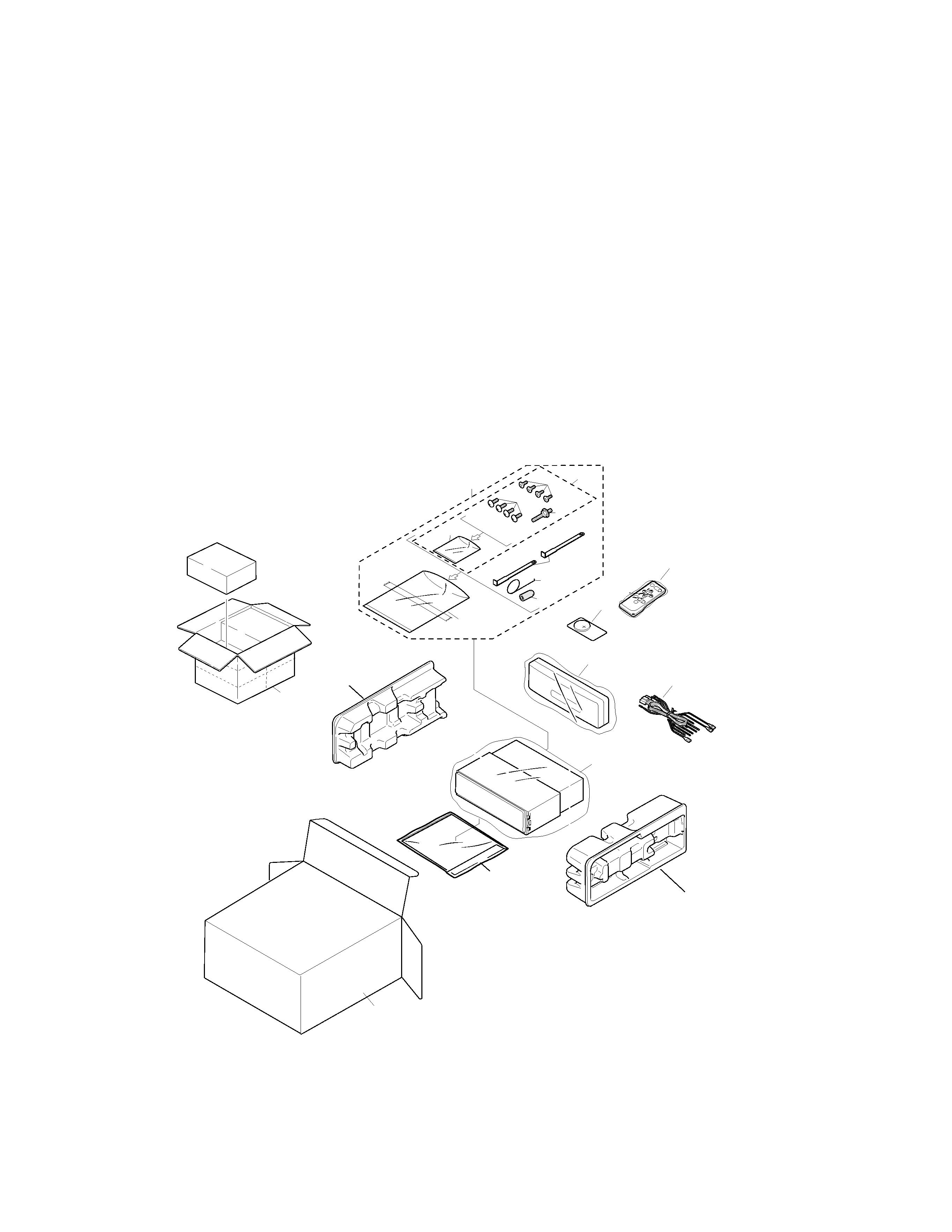 service manual for pioneer deh-p3150  xm  es