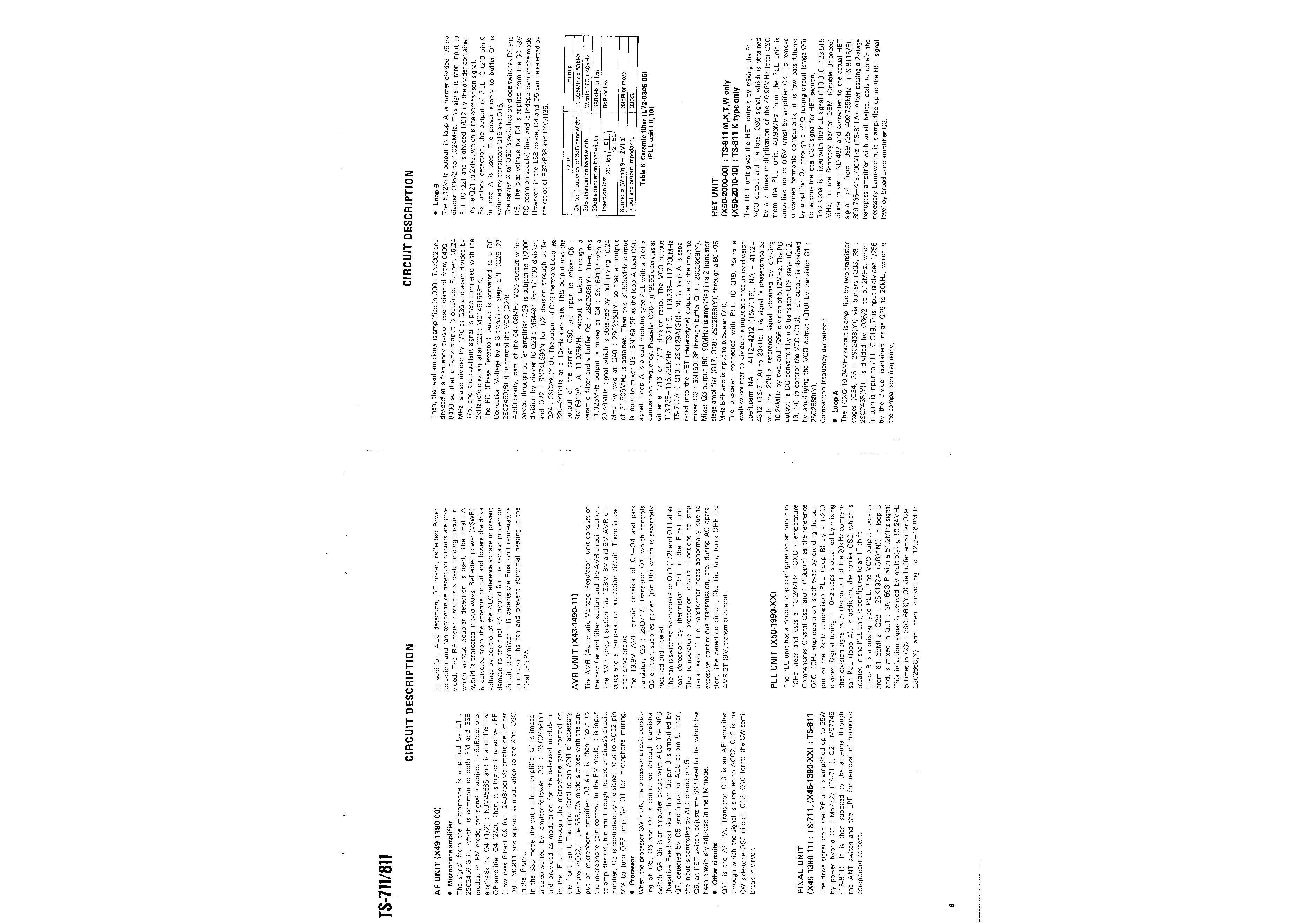 Kenwood ts 711a Service Manual Sc100